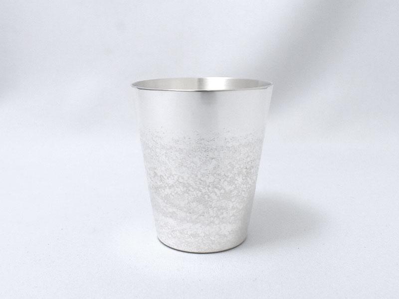 純銀製 ビアコップ