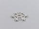 銀製 箸置き <雪の結晶>