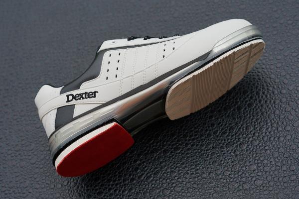 (サンブリッジ) デクスター Ds180TPU レディスシューズ ホワイトブラック