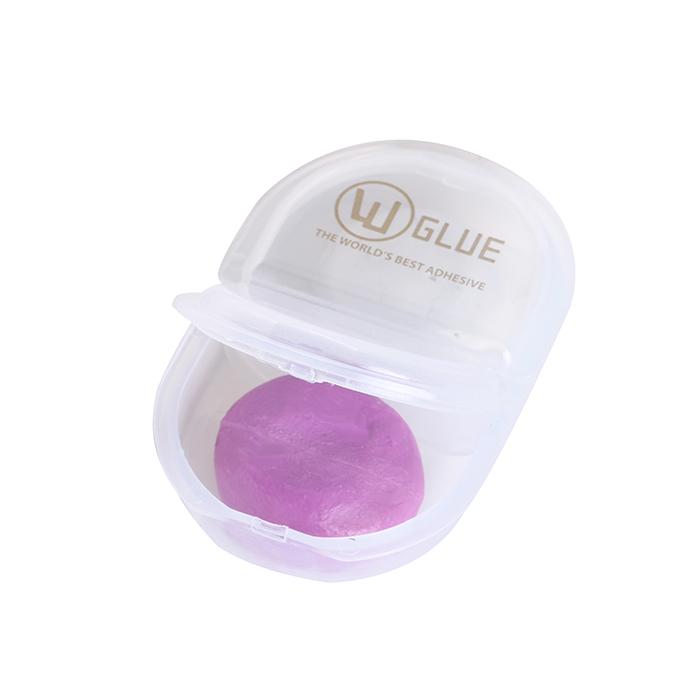 wGlue ライトアメジスト(薄紫色)20g【グルーデコ】