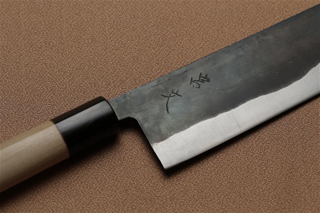 宮文 青紙 菜切包丁