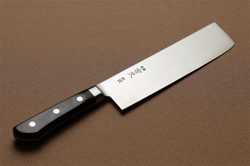 宮文 別誂菜切185mm