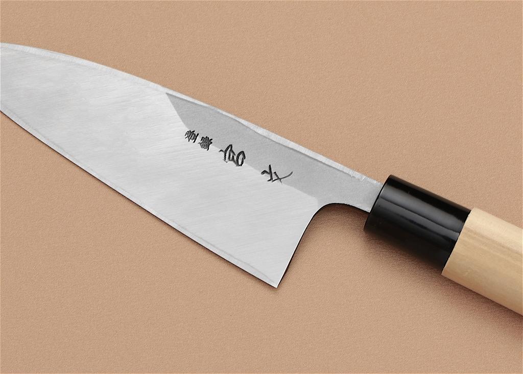 宮文 白紙出刃135mm