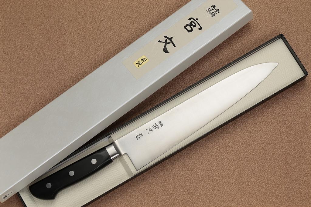 宮文 別誂牛刀240mm