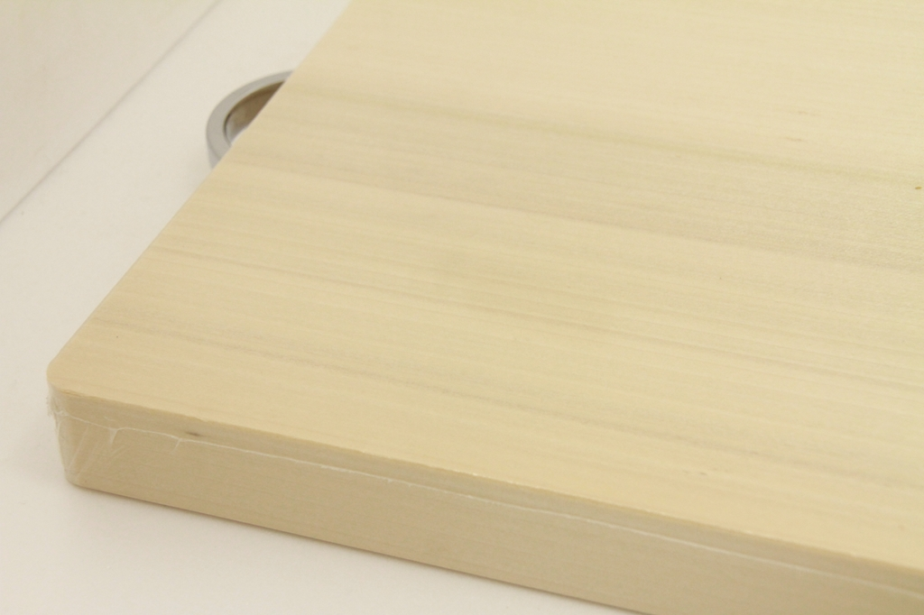 朴の木まな板 45cm