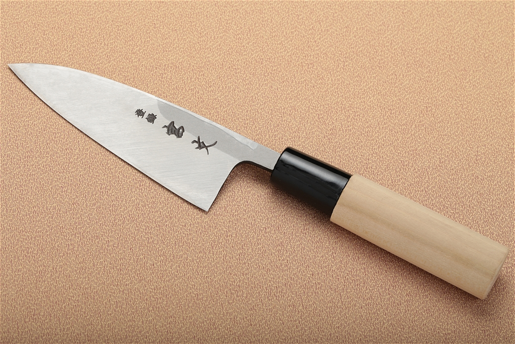 宮文 白紙出刃105mm