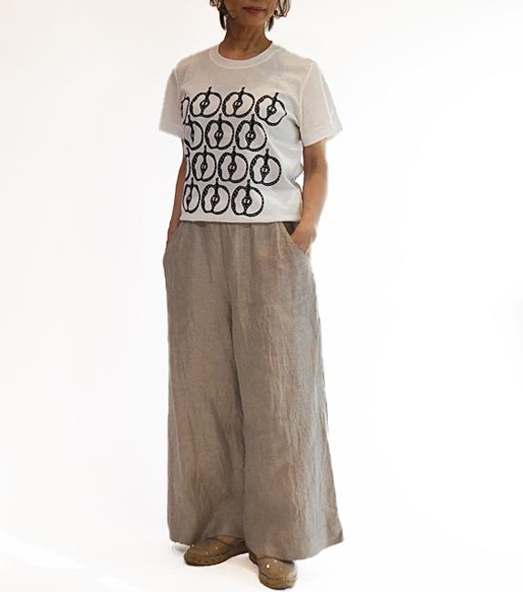 アップルプルルTシャツ