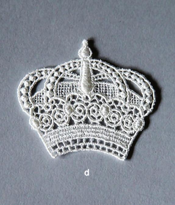 モチーフ Crown(日本製)