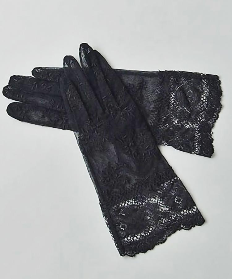 英国クルーニーレースの贅沢ブラックグローブ
