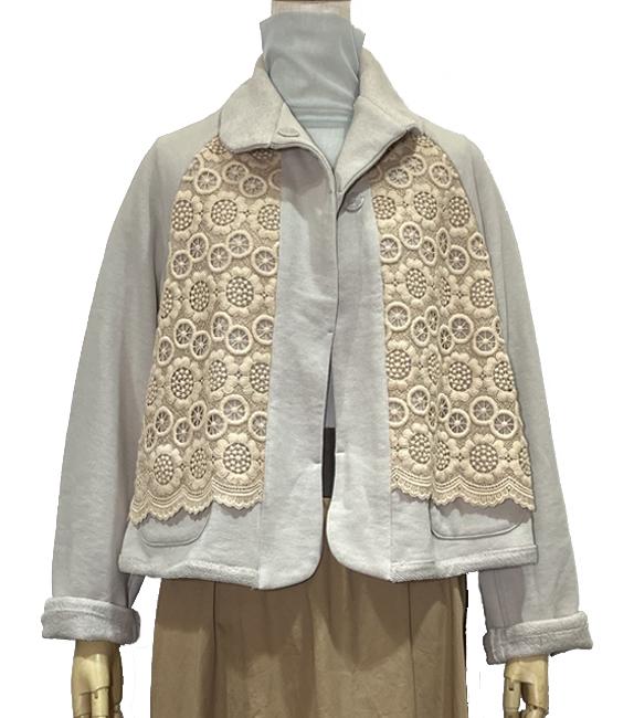 アネモネレースのジャケット