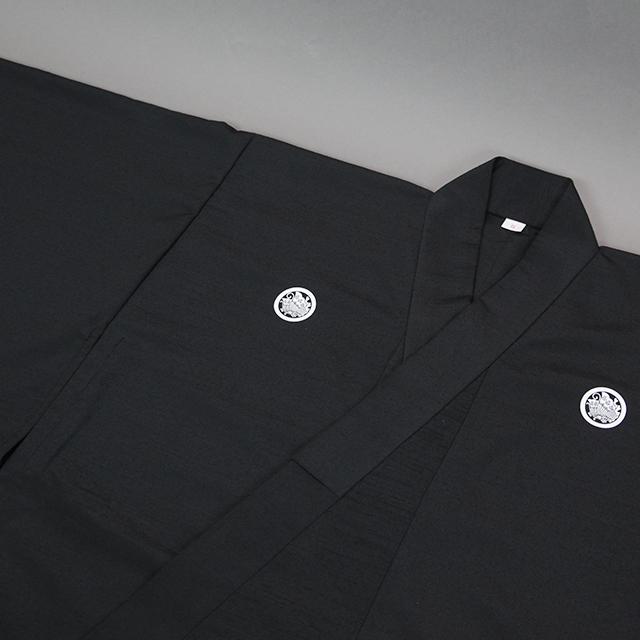 ツムギ居合衣「暁(あかつき)」(紋付用着物袖)
