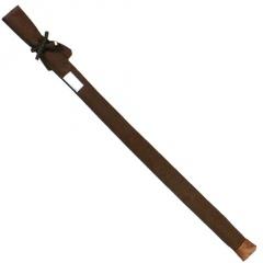 帆布竹刀袋一本入用負紐付