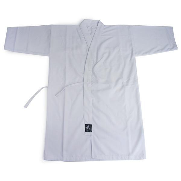 特製ポリエステル居合道衣(筒袖)