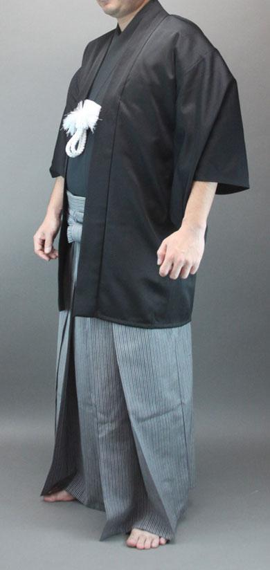 最高級ポリエステル居合羽織(※羽織紐別売)