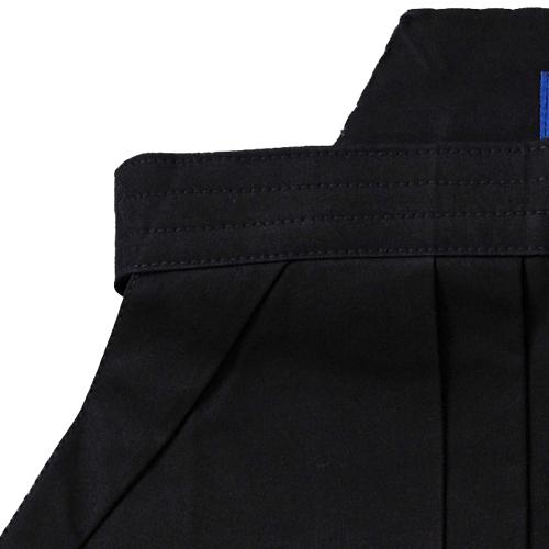 【予約販売:4月中旬から順次発送】武州正藍染師範用剣道袴10000番「碧(あおい)」