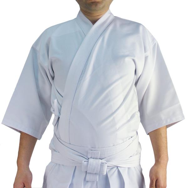 徳用居合道衣・袴・帯3点セット