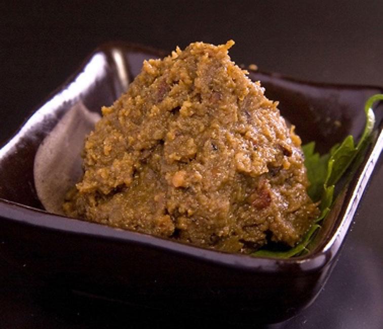 日高見の国 牡蠣味噌100g
