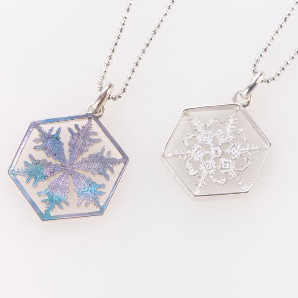 吉見普光作 雪の結晶シリーズ