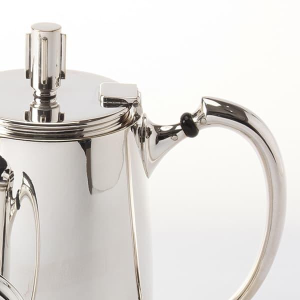 銀製ティーポットセット