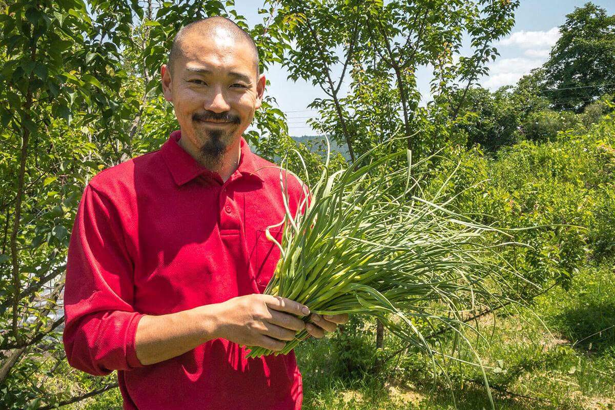 にんにくの芽 1kg