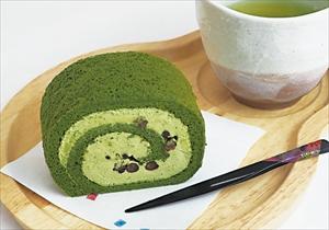 狭山茶ロールケーキ 約400g 1本