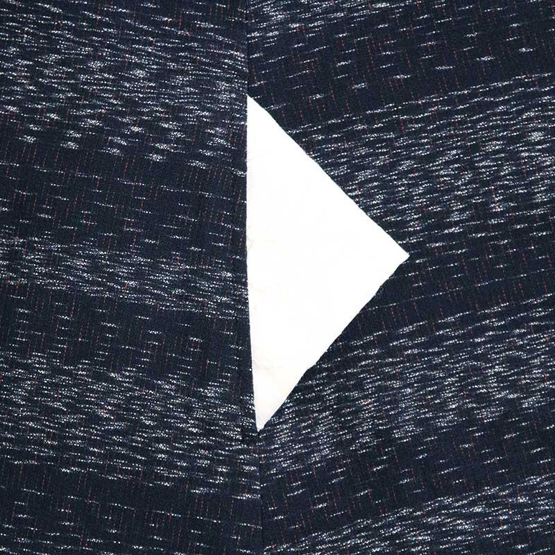 ワンピース [彩藍 雨霰] 全3色 綿100%