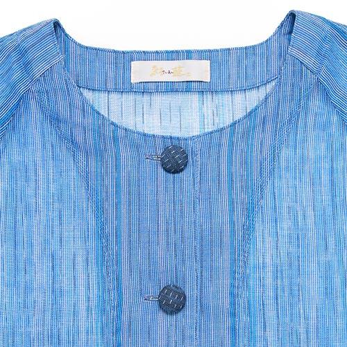 ジャケット [彩藍 旭光] 全4色 綿100%