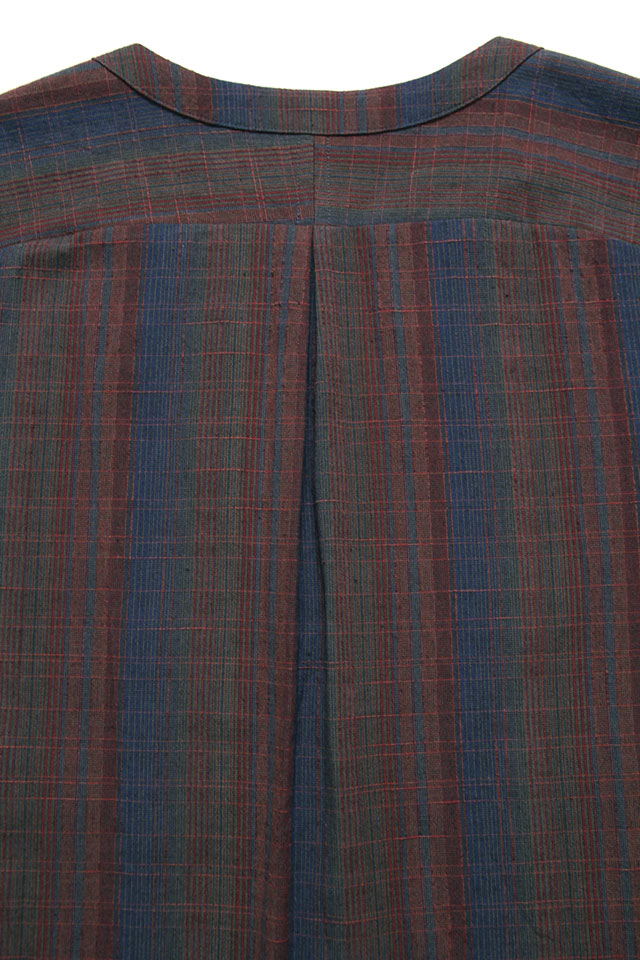 ロングジャケット [らしか akebono] 全2色 綿100%