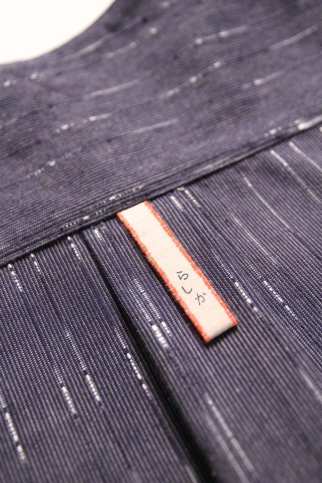 ジャケット [らしか 氷柱] 全3色 綿100% M・Lサイズ