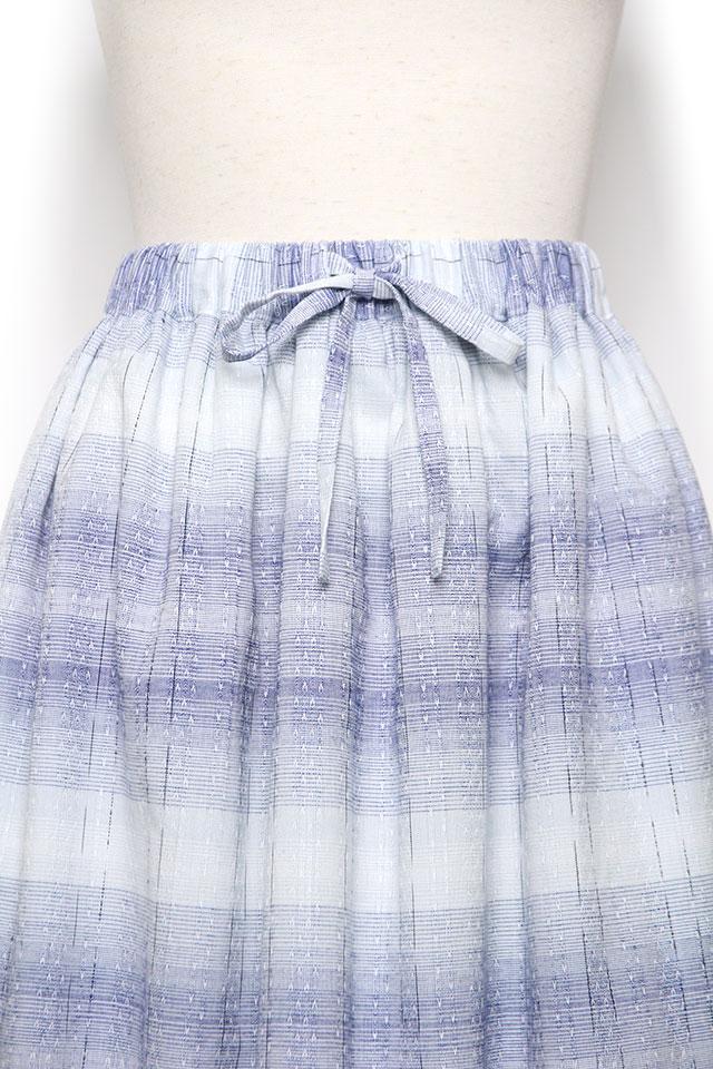 スカート [らしか 海鳥] 全3色 表地:綿100% 裏地:ポリエステル100%