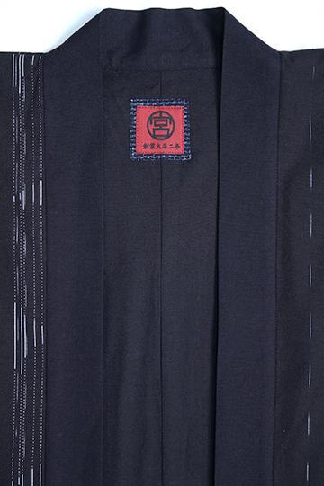 羽織 [帆風] 全3色 ロング94cm丈 春秋冬向け 総裏仕立て