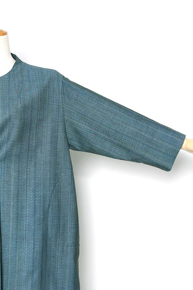 ジャケット [らしか grass] グリーンのみ 綿100%