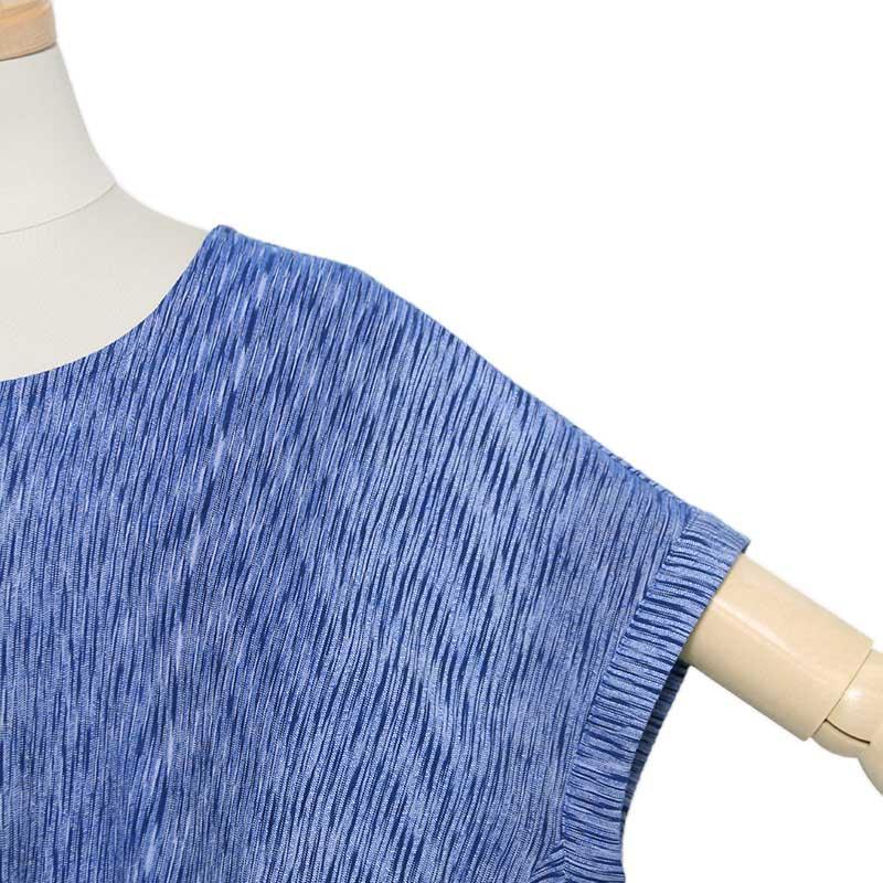 チュニック [らしか nami] 新色 全3色 綿100%