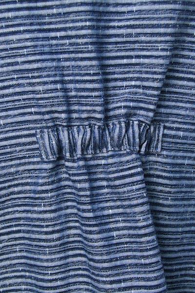 ブラウス [ことん 風鈴] 全5色 綿100% 夏向け
