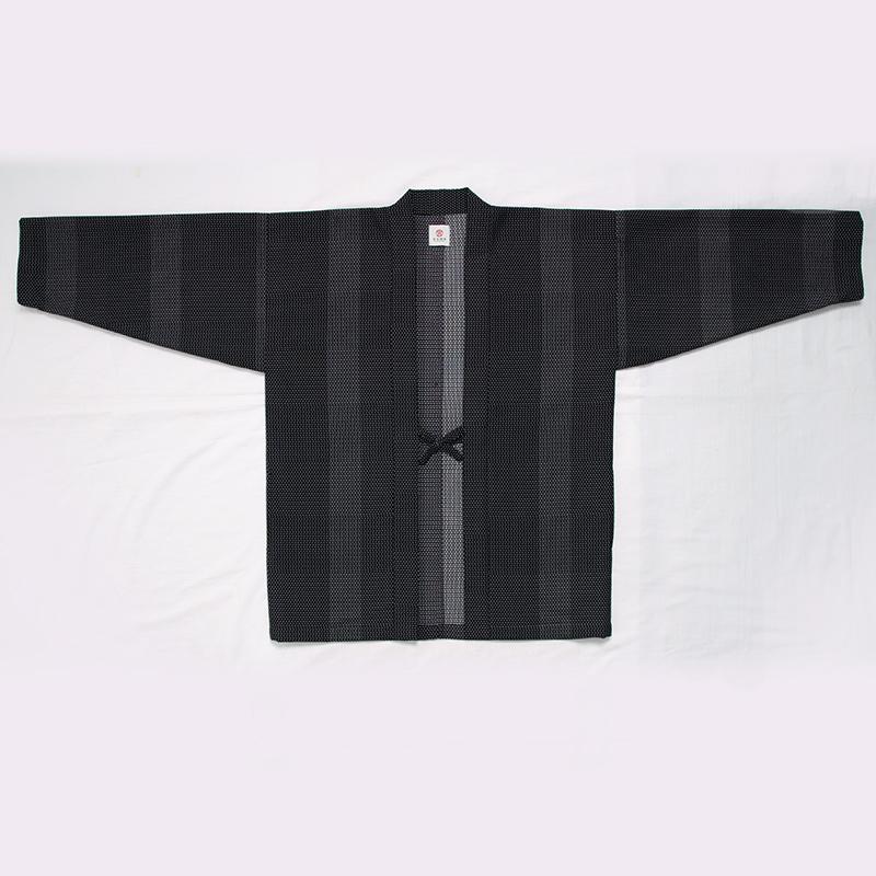 haori [miyakodori wide] 全2色 ワイドサイズ 春秋冬向け 綿100% ※一番大きいサイズ