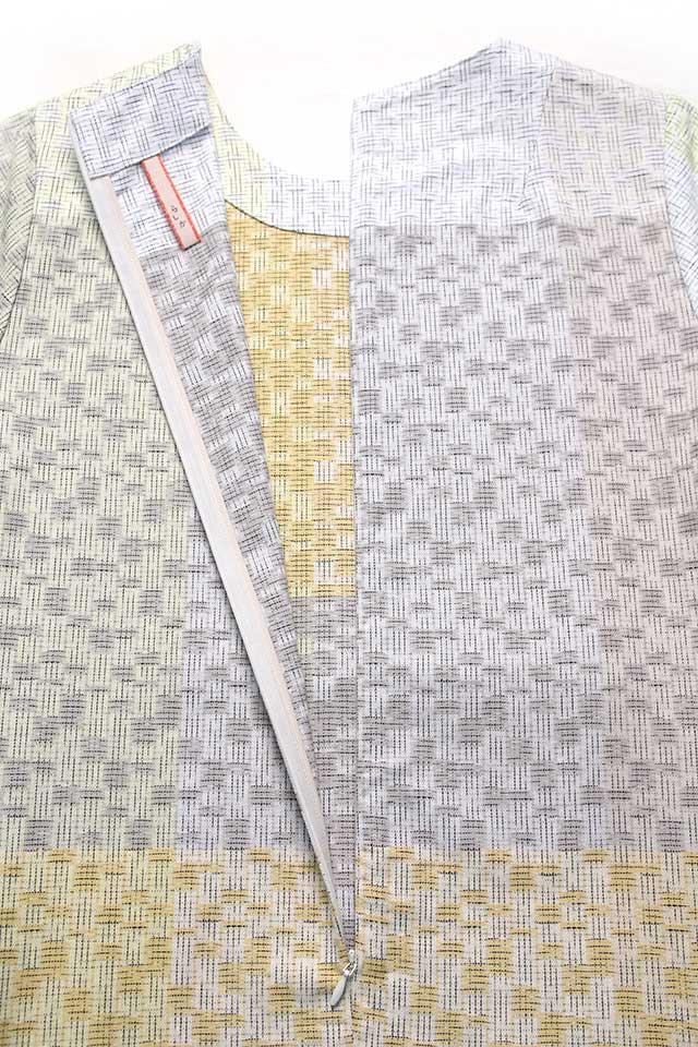 ワンピース [らしか oboro] 全2色 綿100%