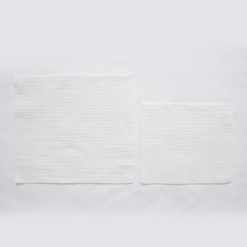 【再入荷】布マスクキット [ガーゼ zigzag] ※プリーツマスクが3枚作れます