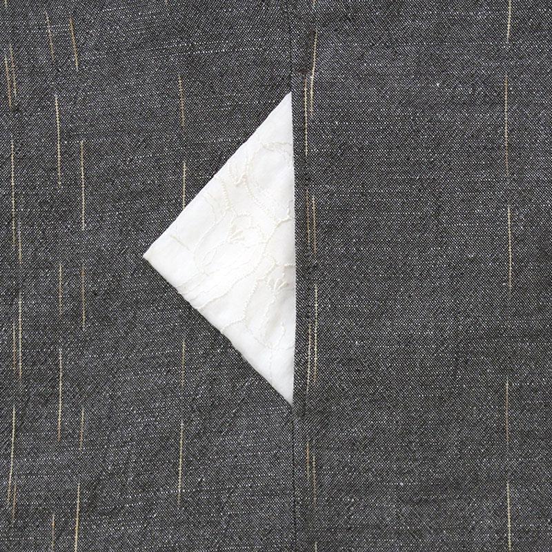 ブラウス [彩藍 蛍火] 全4色 綿80%・麻20%