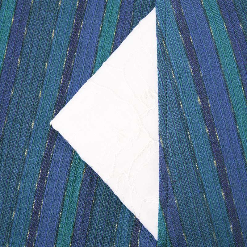 ブラウス [彩藍 八仙花] 全3色 綿100%