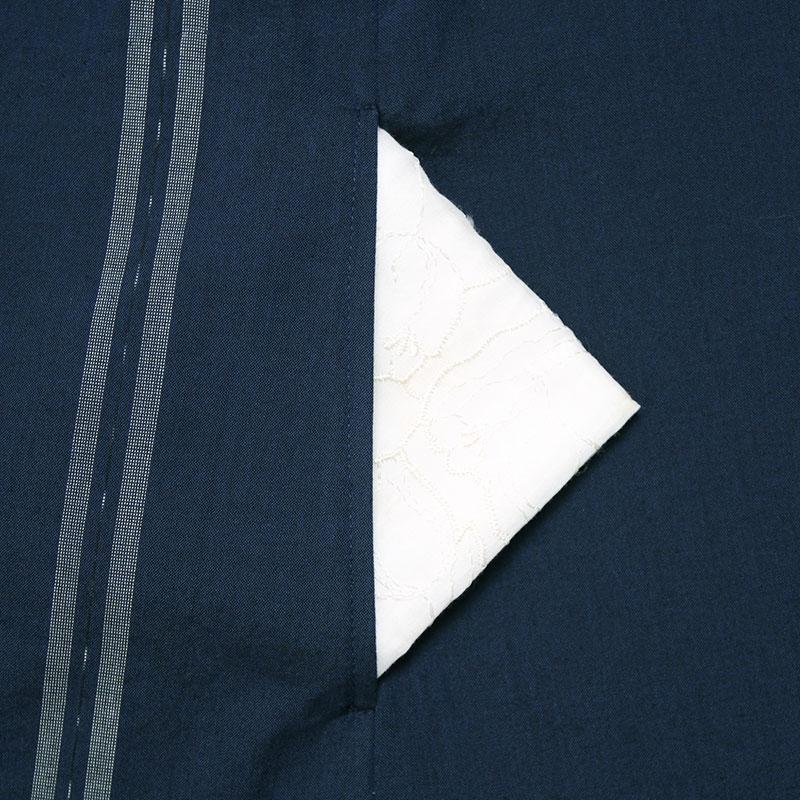 ブラウス [彩藍 紫蘭] 全3色 綿100%