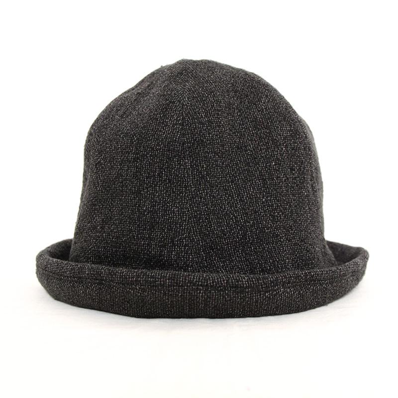五感 帽子 [ブルトン 後ろゴム入り] 全4色 綿80%・絹20%