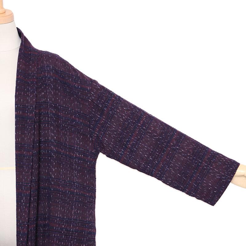 ジャケット [らしか hosihajiro] 全4色 綿100%