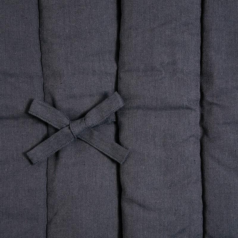 袖なし半纏 [山並みロングポンチョ] 全3色