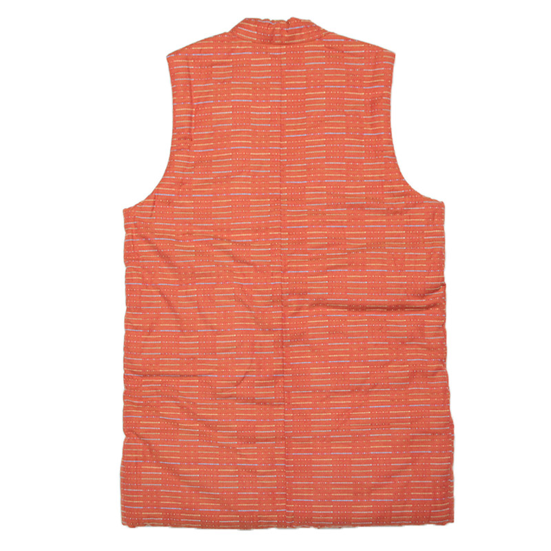 袖なし半纏 [冬芽ロングポンチョ] 全3色