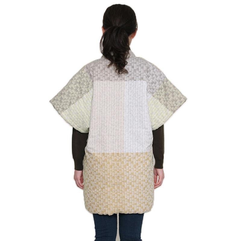 半袖半纏 [oboroやっこ] 全2色 ネット・直営店限定販売