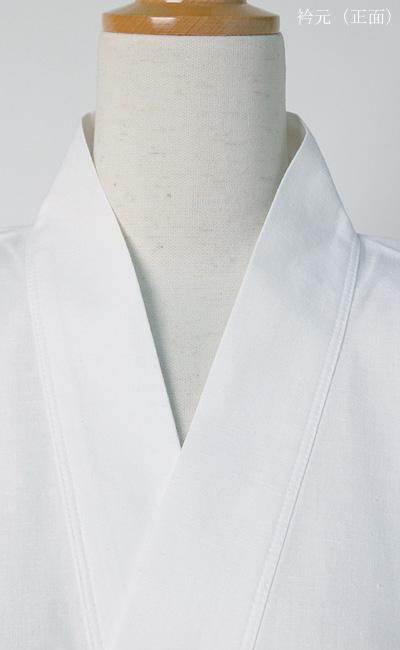 作務衣 [紬織り] 3Lサイズ 全6色 通年用 綿100%