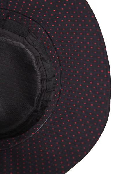 帽子 [彩藍 ストッパー付き] 全2色 綿100%