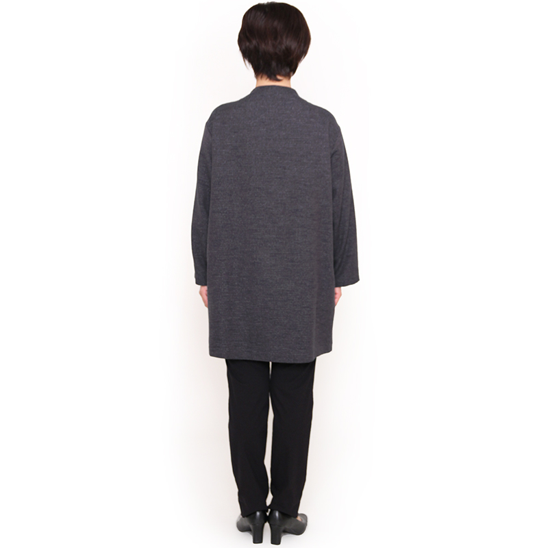 ジャケット [彩藍 熱砂ブラジャケ] 全3色 綿100%