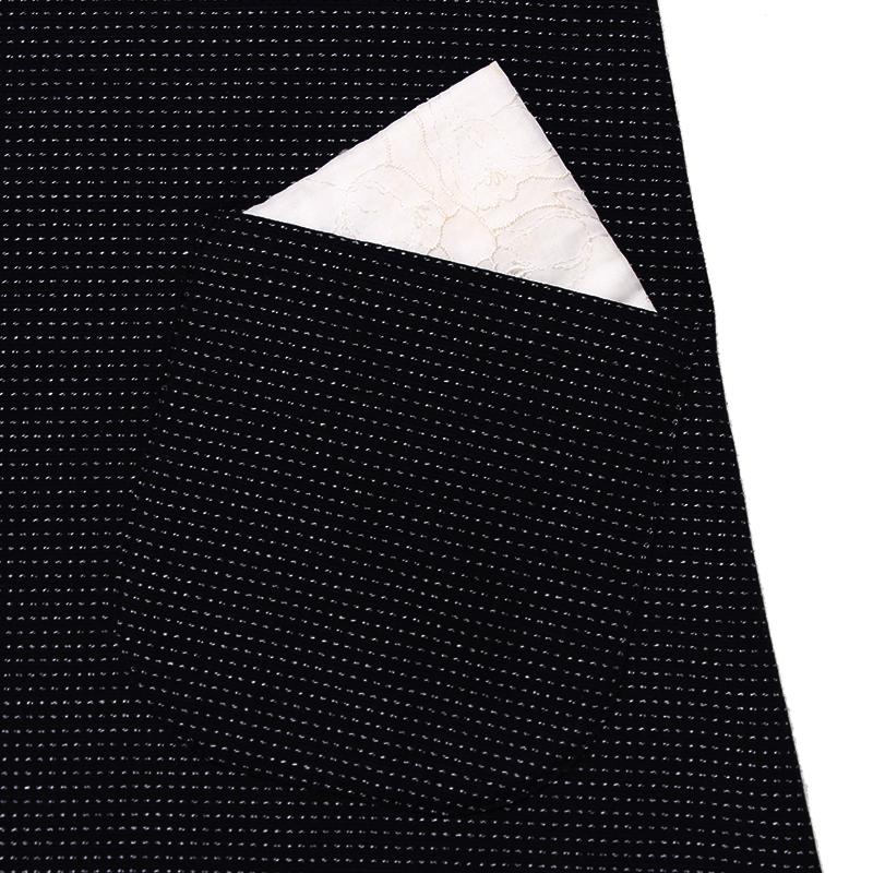 スモック [和木綿 Aライン] 全2色 綿100%