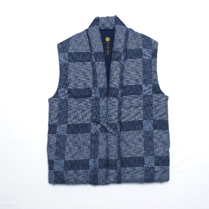 【2020新型】袖なし半纏 [iroha ポンチョ] 全3色 ※黒完売